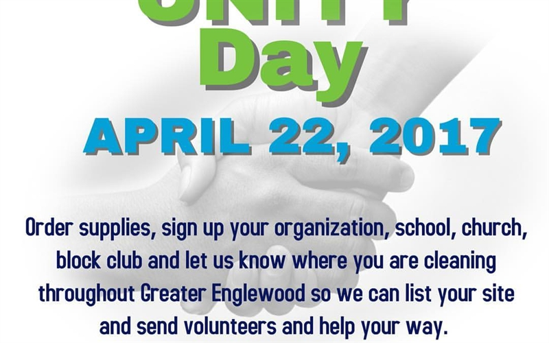 Greater Englewood Unity Day/ Chicago Earth Day