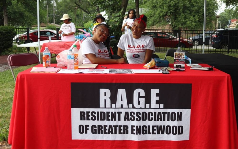 Don't Get Mad at the News Reports? Take Action -- R.A.G.E. Open House | New Member Orientation