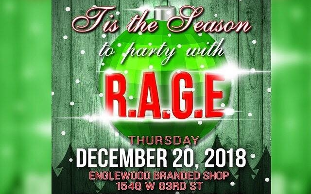 RAGE Hosts 8th Annual Networking and Holiday Party