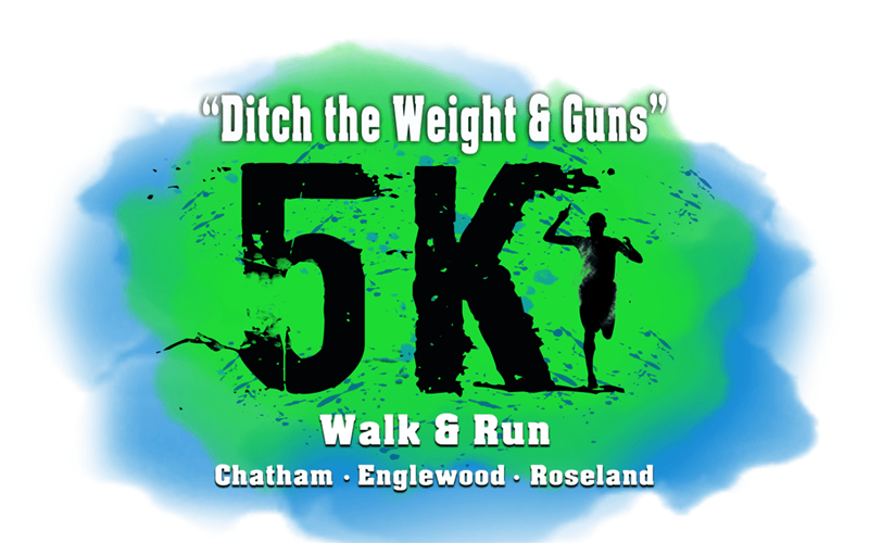 """Ditch the Weight & Guns"" 5K Walk & Run Hosts Three South Side Chicago Closed Course Races"