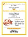 FREE Customer Service/ Retail Training