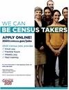 The U.S. Census Bureau is Hiring!