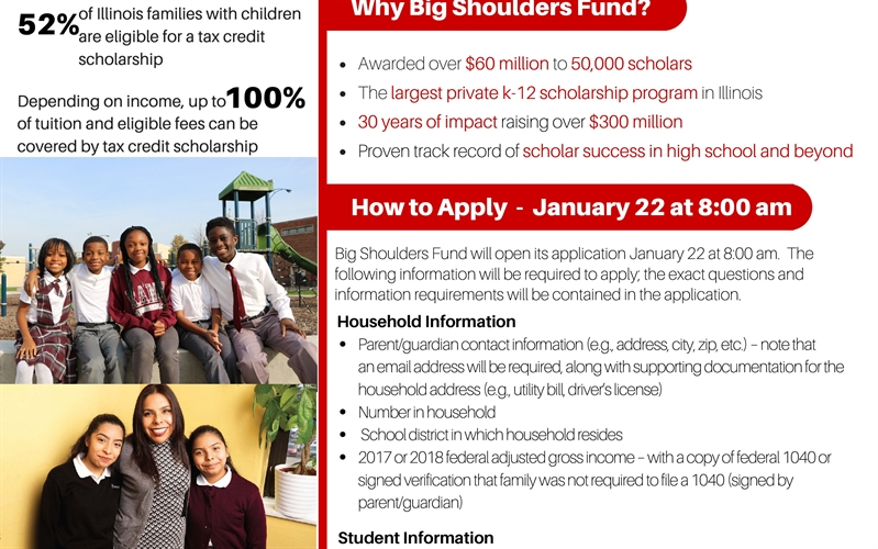 Tuition Free Scholarship Opportunity: Apply Today