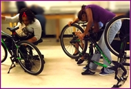 Greencorps Youth Learn Bike Repair Skills