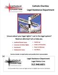 Free to low cost legal assistance