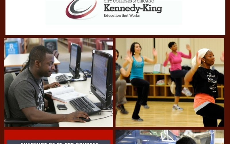 Continuing Education at Kennedy-King College!
