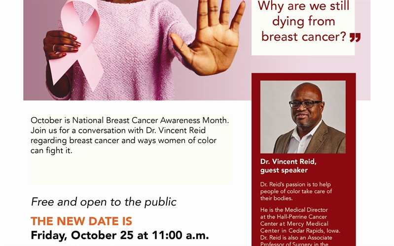 Community Talk About Breast Cancer