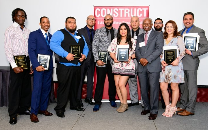 "ComEd's ""Construct"" Graduation Highlights Diverse Candidates for Local Construction Work Jobs"