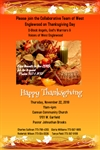 Join the Collaborative Team of West Englewood on Thanksgiving Day
