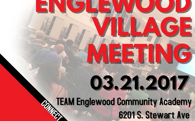 RAGE Hosts Englewood Village Meeting