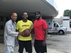 Massive Heart Attack Moves Basketball Players to Community Action