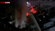 Hundreds of Firefighters Respond to 3-Alarm Fire