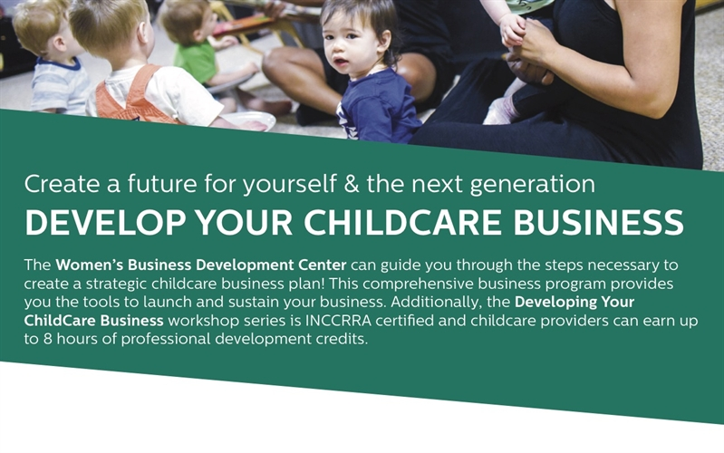 Childcare Business Development Opportunity Now Open for Englewood Women Entrepreneurs
