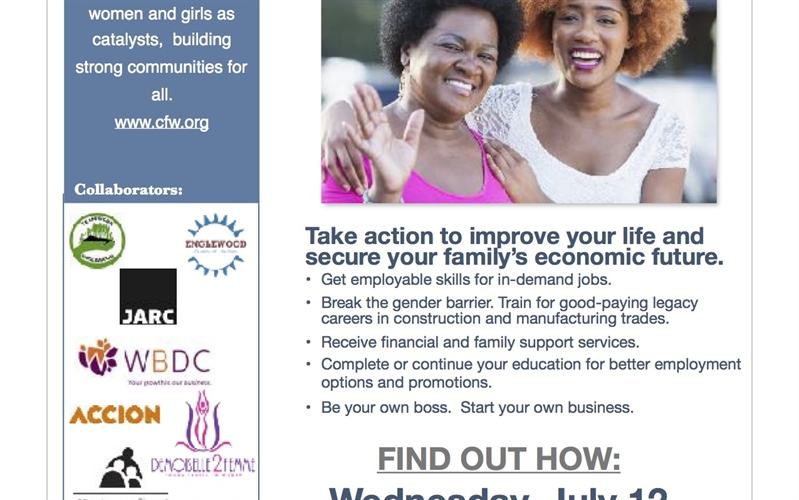 Englewood Women's Initiative Provides Pathway to Stable Jobs and Careers