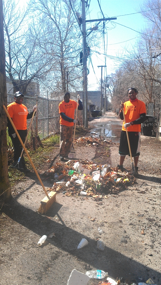 3rd Annual Greater Englewood Unity Day Clean Up is Baaaack!!