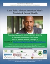 Let's Talk: African American Men's Prostate and Sexual Health