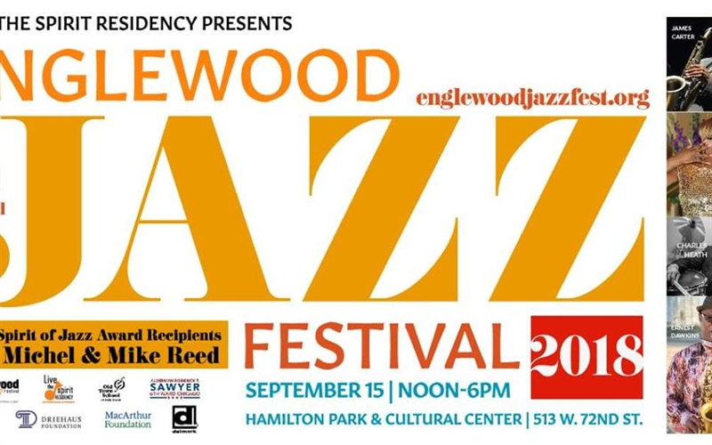 19th Annual Englewood Jazz Festival