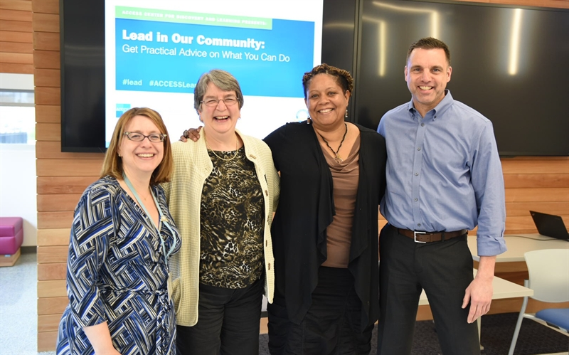 ACCESS Educates Community on Lead Exposure