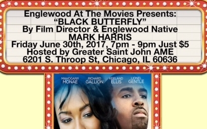 Greater Saint John AME launches 'Englewood At The Movies'.