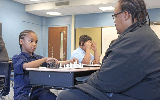 'Chicago Chess Player, 8, Named A 'Top Player' In World's Largest Tournament'