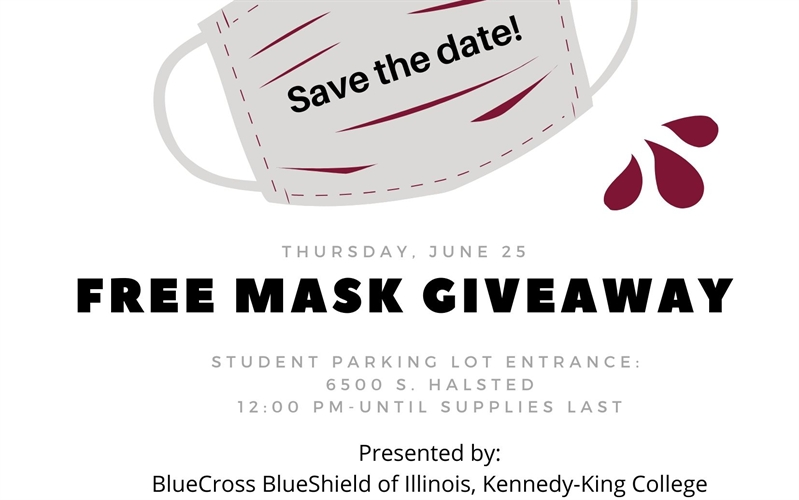 Wash & Wear Community Mask Giveaway – June 25th!