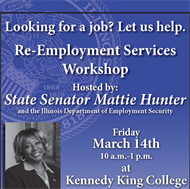 Re-Employment Services Workshop