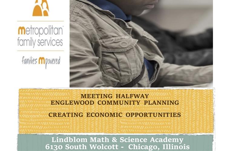 Meeting Halfway: Englewood Community Planning Meeting