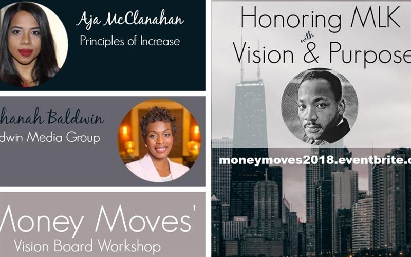 Money Moves Vision Board Workshop