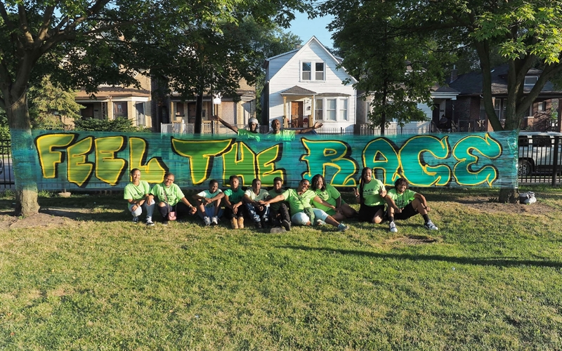 RAGE Takes Over Moran Park in the Name of Peace