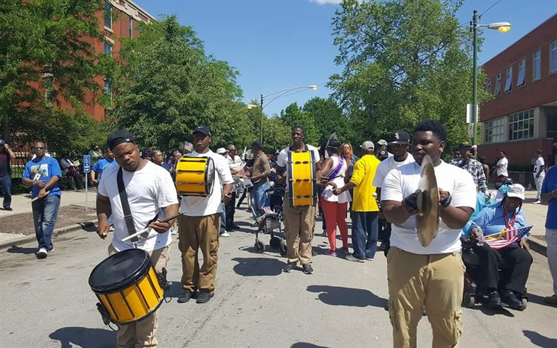 17th Ward Alderman Honors Veterans During South Side Memorial Day Parade