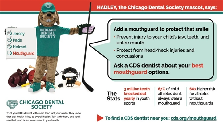 Safeguard your kid's smile during sports and play