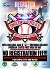 Englewood Police Youth Baseball League