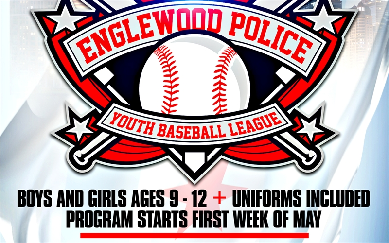Englewood Police Youth Baseball League