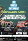 So Fresh Saturday Festivals Benefits Englewood Families with Back to School Event