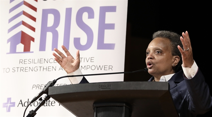 Community summit brings together Mayor Lightfoot and Chicagoland leaders seeking solutions to the effects of violence and trauma