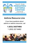 South Side Pediatric Asthma Center Resource Line
