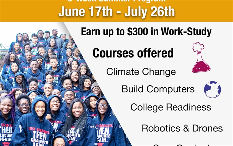 Upward Bound Summer Program