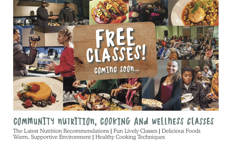 Free Cooking Classes Englewood Style With Whole Cities Foundation