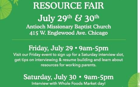 Whole Foods Market Englewood Job Fair