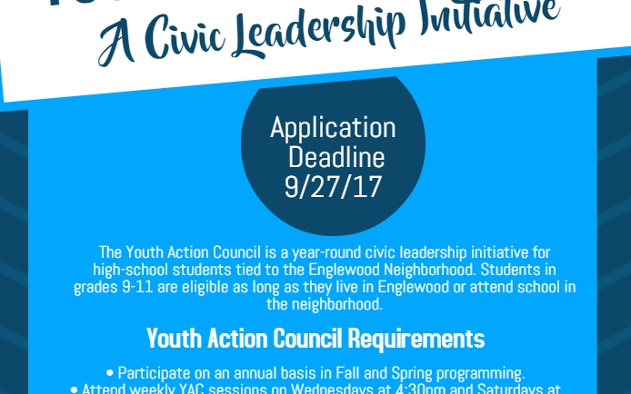 Youth Action Council Launch!