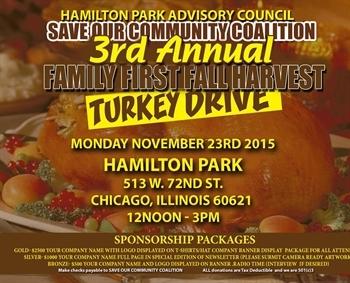 Free turkey giveaways in chicago