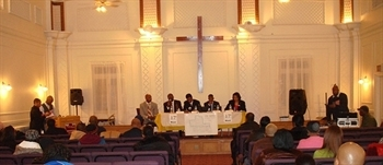 17th ward candidate forum